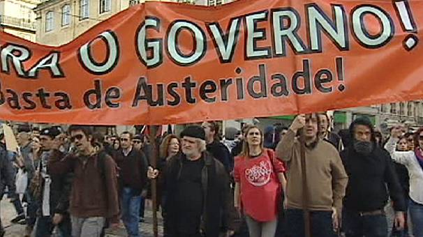 Portugal braces itself for general strike