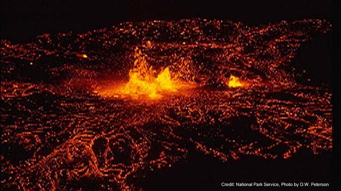 Google's Street View explores Hawaii's volcanoes
