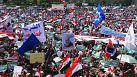 """المرحلة الانتقالية في مصر تشهد """"امتحانا حاسما"""""""