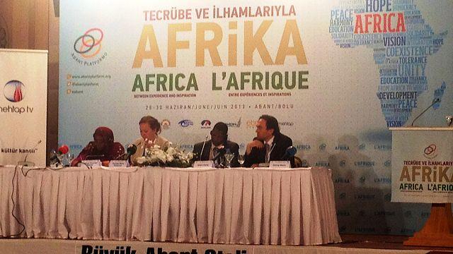Tecrübe ve ilhamlarıyla Afrika