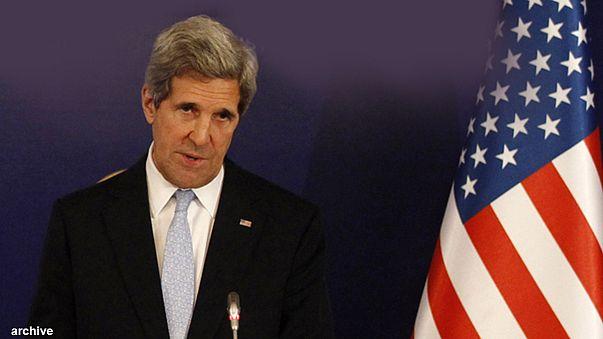 كيري يقوم بمحاولة نهائية لدفع مفاوضات السلام في الشرق الاوسط