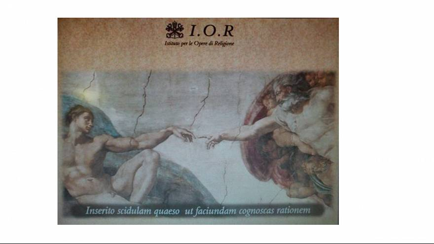 Banque du Vatican : 70 ans de pratiques peu orthodoxes