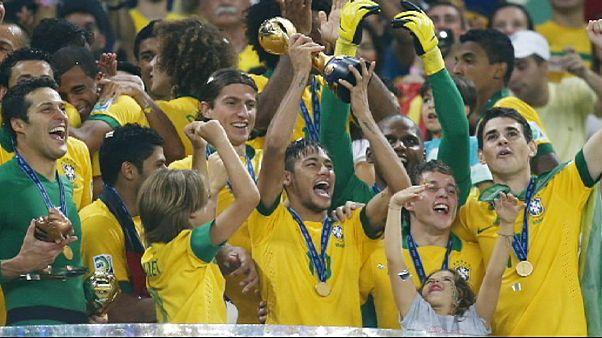Κύπελλο Συνομοσπονδιών: Η Βραζιλία πήρε τον τίτλο