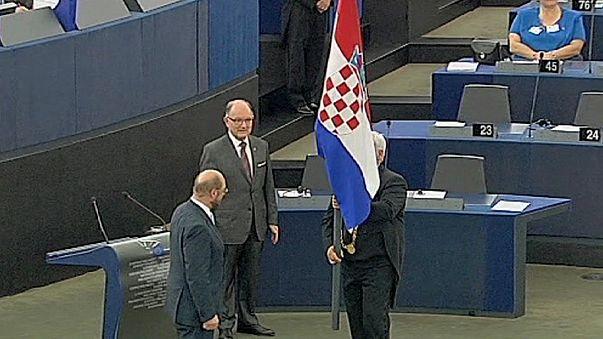 كرواتيا: أفراح الانضمام تحجبها غيوم الازمة المالية
