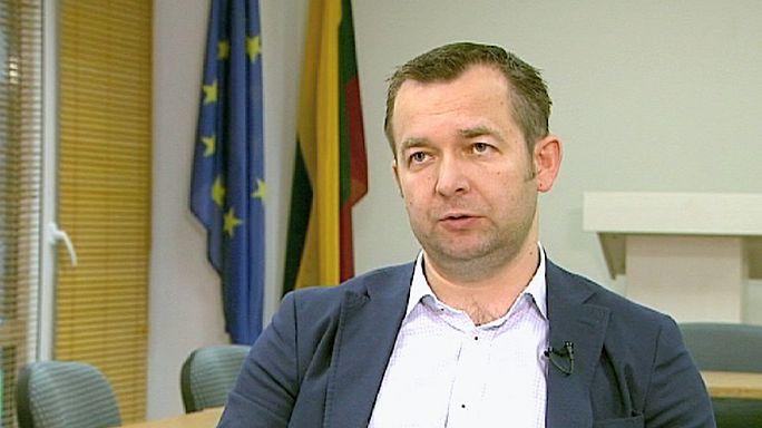 Литва  встала на полгода к рулю Евросоюза