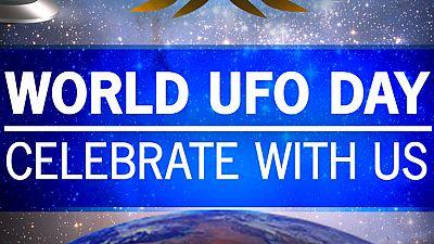 Happy World UFO Day!