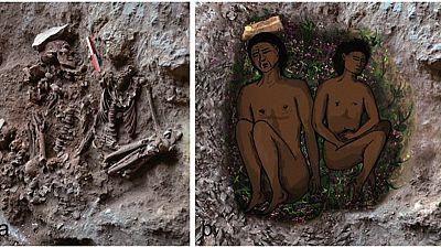Israël antique : des fleurs pour décorer les tombes