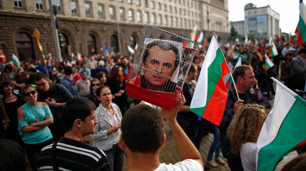 Bulgarian protests continue, is the world watching?