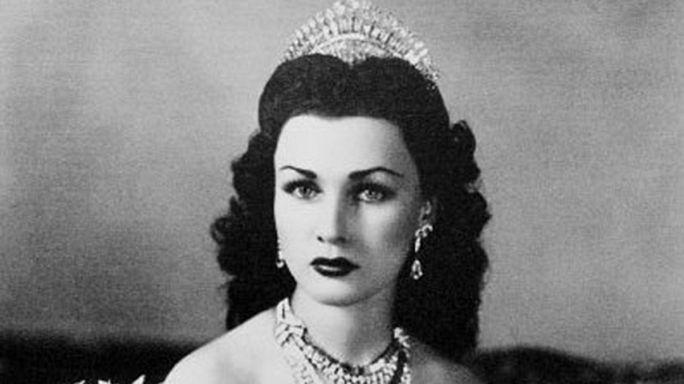 Princess Fawzia Fuad dies aged 92