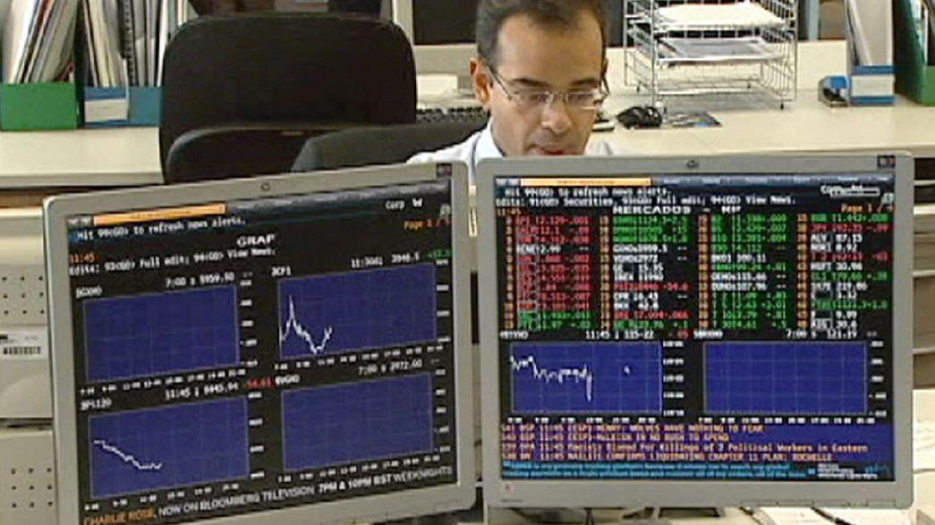 Bolsa de Lisboa afunda e juros da dívida dispararam