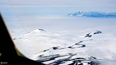 Egyptian pyramids in the Antarctic?
