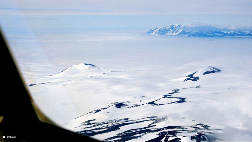 """Πυραμίδες - """"μυστήριο"""" ανακαλύφθηκαν στην Ανταρκτική"""