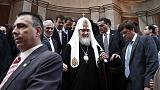 Moldovan politicians can't take Communion