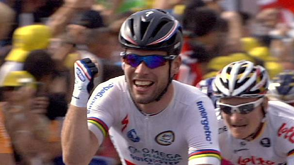Cavendish strikes in Marseille
