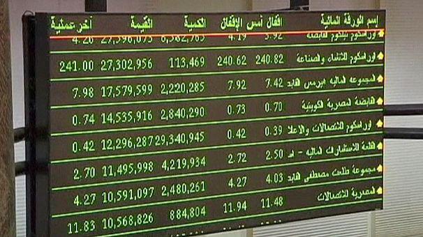La bourse du Caire reprend des couleurs