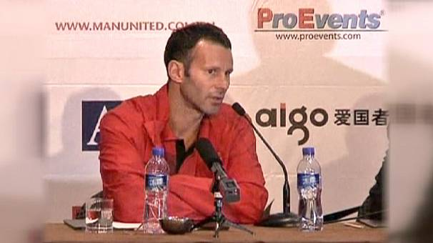Giggs appointed player/coach at Man Utd
