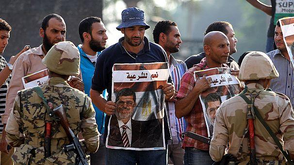 Egypte: après les célébrations, le grand ménage