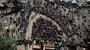 Crowds in Tahrir: a question of perspective