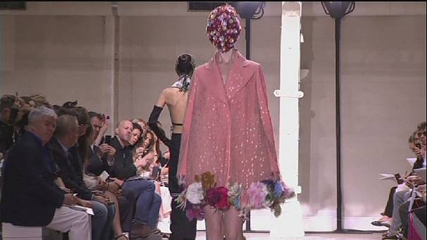 Paris couture: Gaultier, Valentino, Margiela and Saab