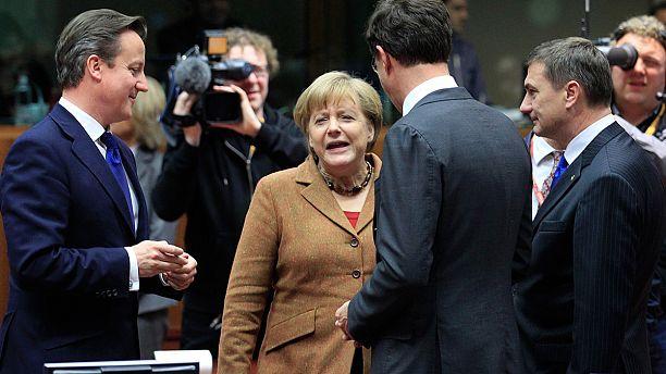 EU budget showdown