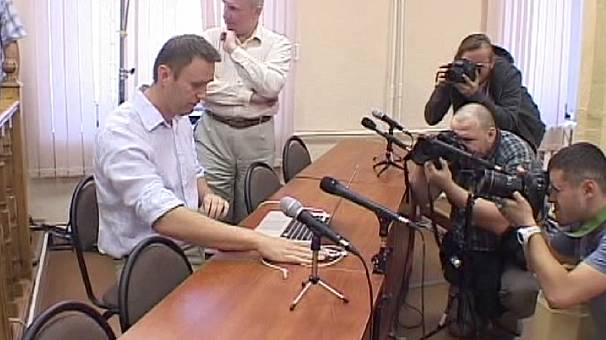 Alexei Navalny could face six years jail and 1 million rouble fine