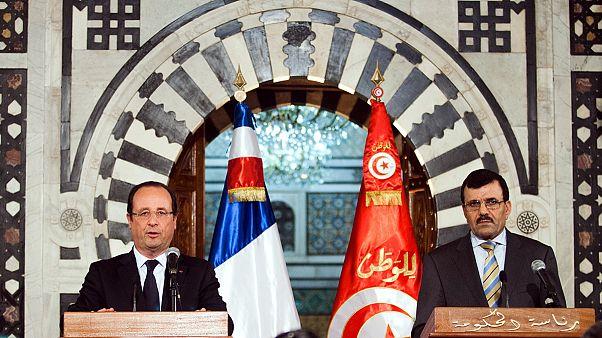 الرئيس الفرنسي يفتح أرشيف اغتيال النقابي التونسي فرحات حشاد
