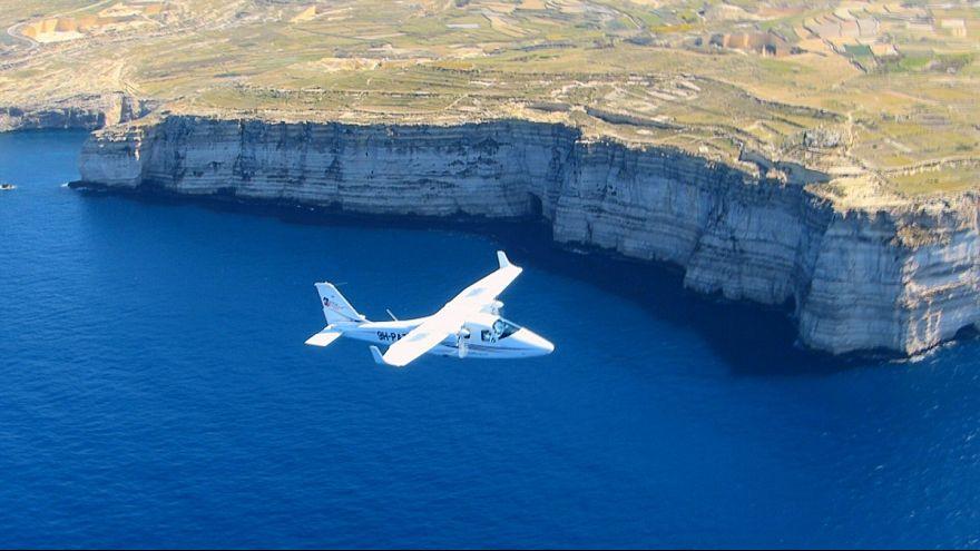 "На Мальте летают... благодаря ""Jeremie"""