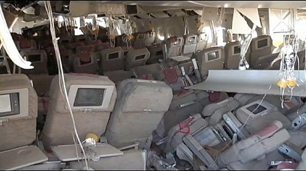 Novas questões sobre o acidente com Boeing 777 da Asiana Airlines