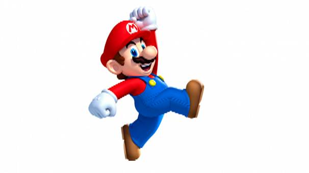 Happy birthday Mario!