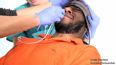 Rap-Star im Guantanamo-Folter-Video