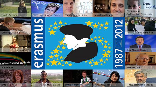 Année record pour le programme Erasmus