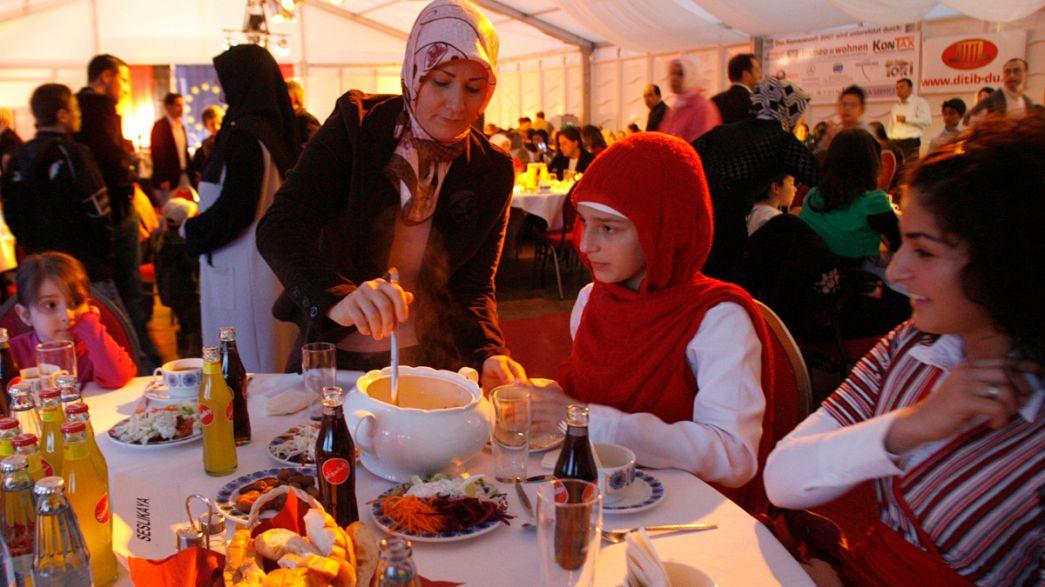 Ramadán en el norte de Europa: 20 horas de ayuno