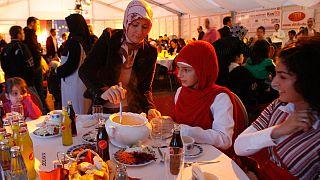 Le Ramadan dans les pays d'Europe du Nord