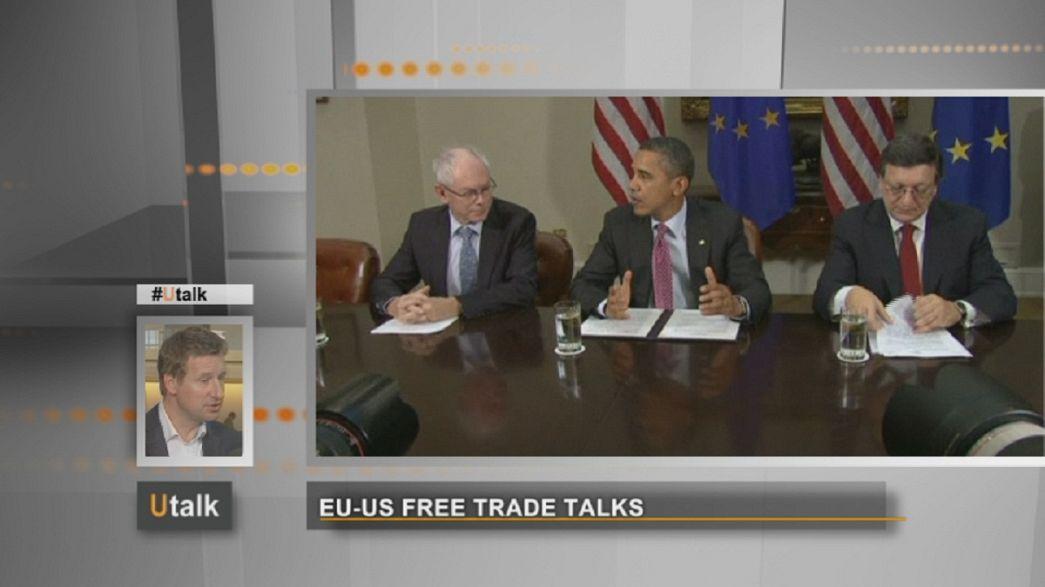 Futuro acuerdo comercial UE-EEUU