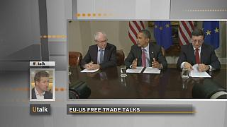 Accord commercial UE-USA : quel intérêt pour l'Europe?