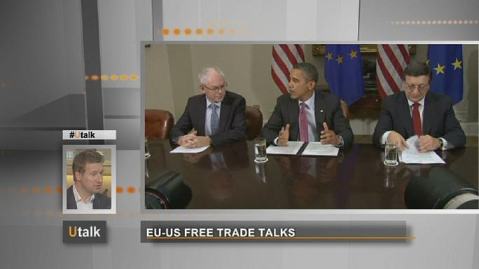 Verdes europeus contra acordo com os Estados Unidos