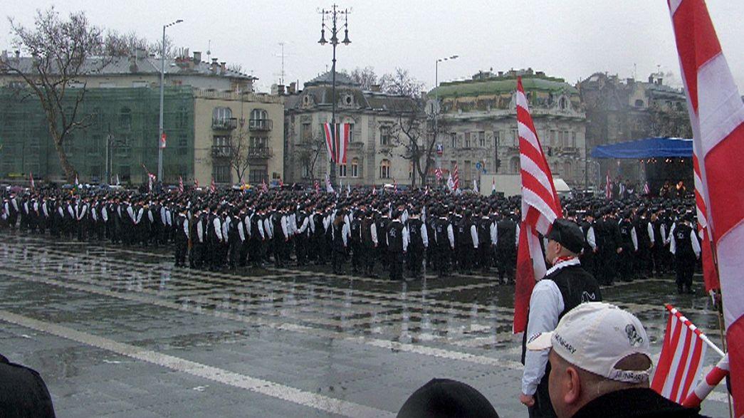 La CEDH confirme la dissolution des milices nationalistes hongroises