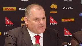 McKenzie named Wallabies head coach