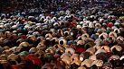 Egyptian hopes for peace as Ramadan begins