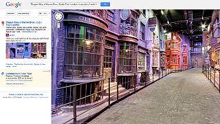 Google cartographie le monde fictif d'Harry Potter