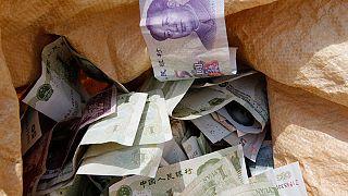 Growing feeling of corruption worldwide