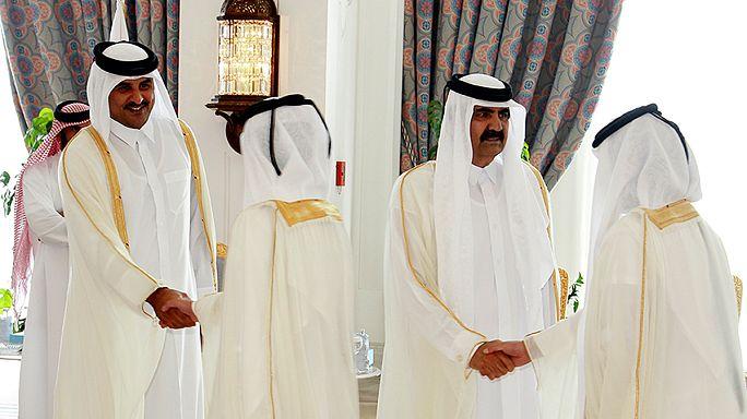 دور الدوحة يتراجع لصالح الرياض في الشرق الاوسط (زاوية)