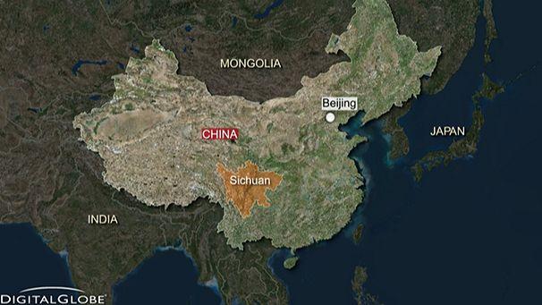 At Least 12 Confirmed Dead In Southwest China Landslide Euronews