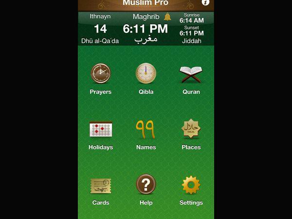 prayer time application for nokia