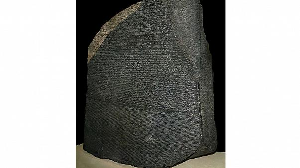 Back in the Day: Rosetta Stone discovery