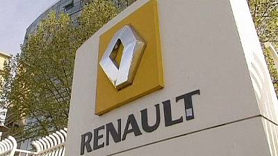 Renault cuts outlook on sliding European sales
