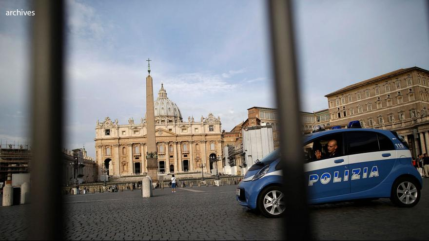 Vatican freezes funds of senior cleric after smuggling probe