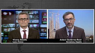 Spain keeps heat under corruption scandal iceberg