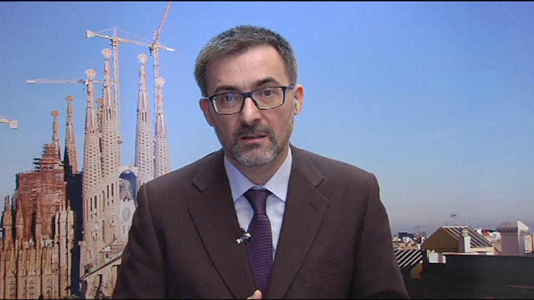 """""""Rajoy se equivoca al considerar que el tiempo resolverá los problemas"""", Antoni Gutiérrez-Rubí"""