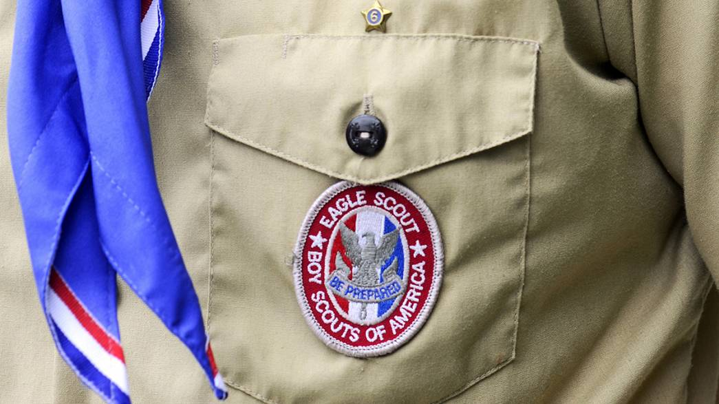 Tightening the belt: obese Scouts not allowed at US Jamboree